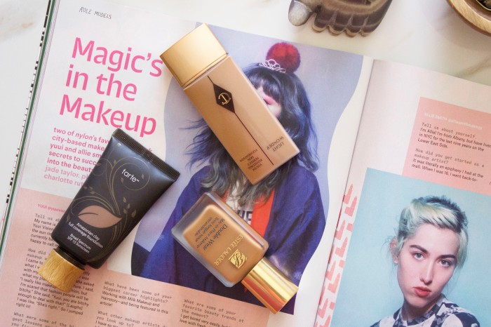 THE (adult) BEGINNERS GUIDE TO MAKEUP 7